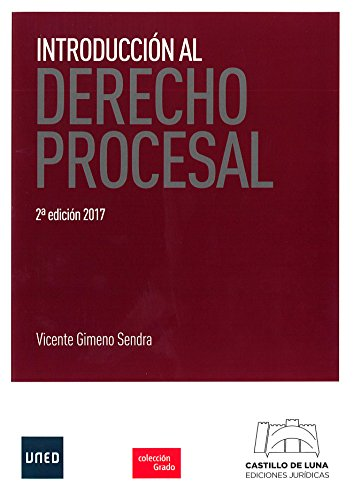 Introducción al derecho procesal 2ª Edición