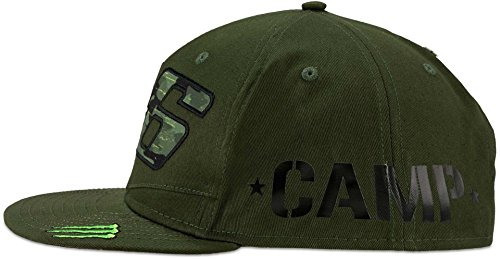 Imagen de  vr46 monster dual camp military green t u