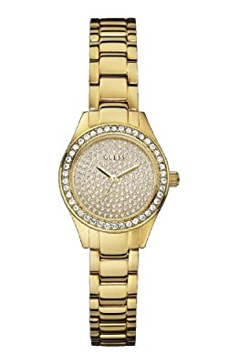 Guess W0230L2 acero inoxidable, color dorado