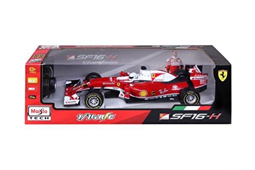 RC Auto kaufen Rennwagen Bild 2: Maisto 581254 Ferngesteuertes Fahrzeug, Rot*