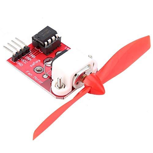 Coomir Modul 5 V des Motors mit Ventilator L9110 für den Feuerlöschroboter Arduino