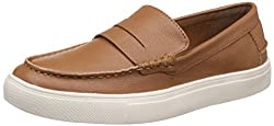 Carlton London Mens Noth Tan Loafers and Moccasins - 6 UK/India (40 EU)