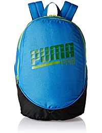 Puma 24.5 Ltrs Victoria Blue and Jasmine G Casual Backpack (7296703)
