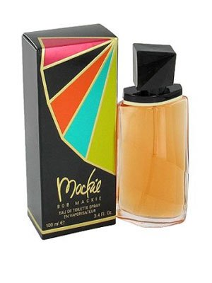 Mackie per donna cofanetto - 100 ml eau de toilette spray + 200 ml latte corpo