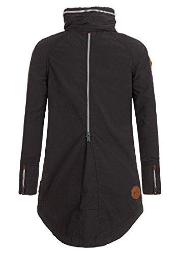 Naketano Female Jacket Gezielt Poppen Black