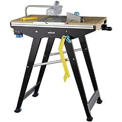 Wolfcraft 6906000 Etabli pour Machines master cut 1500