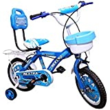 Speed Bird Cute Kids Cycle For Boys & Girls Age Group 3-6 Years - Children Cycle (Blue)