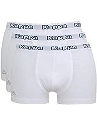 Kappa Herren Boxershorts Cedrick Retropants 3-er Pack
