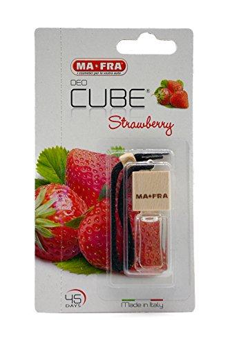 Duft Auto Deo Cube aber zwischen Strawberry