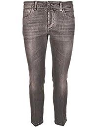 ENTRE AMIS Jeans Uomo PP188177344L3340300 Cotone Grigio 2633e22be96