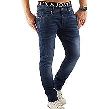 Jack & Jones Hombre Del ajustado de Tim originales 085 Jeans