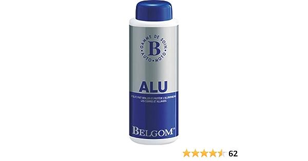Belgom 09 0500 Aluminium 500 Ml Auto
