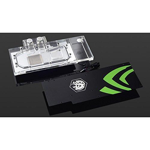 Price comparison product image Bitspower GPU Waterblock for Nvidia GTX 1080 Ti Founder Edition