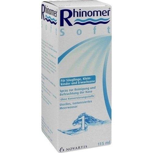 RHINOMER 1 soft Loesung, 115 ml - Soft-lösung