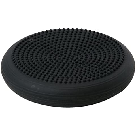 Togu Dyn-Air Senso - Cojín para fitness (33 cm) negro negro Talla:33 cm