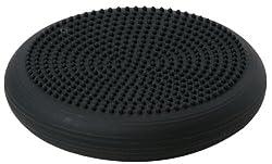 TOGU Dynair Ballkissen Sitzkissen Senso 36 cm (Das Original), schwarz