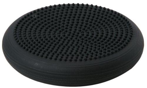TOGU Dynair Ballkissen Sitzkissen Senso 33 cm (Das Original), schwarz