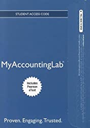 NEW MyAccountingLab with Pearson eText -- Access Card -- for Cost Accounting (MyAccountingLab (Access Codes))