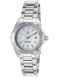 Tag Heuer Aquaracer Damen 27mm MOP Watch way1412. ba0920