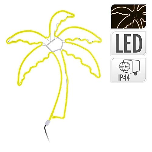 Palmera LED con Caballete Wagon Trend