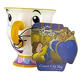 Paladone Disney Beauty and the Beast Chip Mug