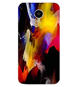 ColourCraft Abstract Art Design Back Case Cover for MEIZU M3 NOTE
