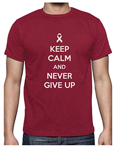 Green Turtle T-Shirts Camiseta Hombre - Never Give