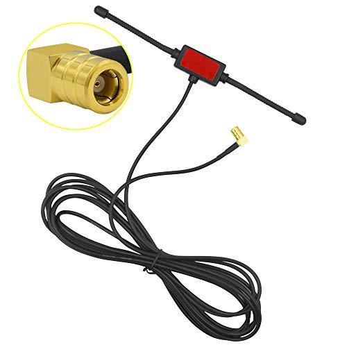 Huacam DAB + Antena SMB Adaptador DAB Antena antena