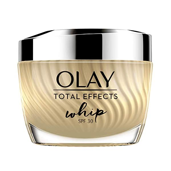 Olay Total Effects Whip Crema Hidratante Ligera Como el Aire SPF30