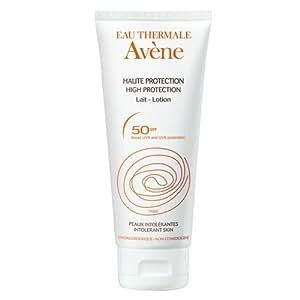 Avene Sunscreen Lotion Spf 50 Intolerant Skin 100 Ml