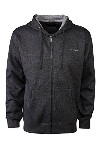 pierre-cardin-mens-new-season-full-zip-hooded-sweatshirt-medium-charcoal-marl