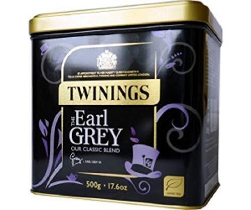 Twinings Earl Grey Loose Tea 500 g (Pack of 6)