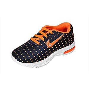 Ashoka Kids Multicolor Running Shoe