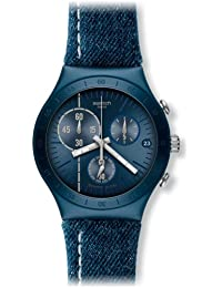 Swatch Quarzuhr Unisex Follow The Line  40 mm