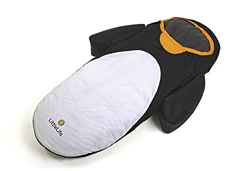 Relags Kinder Littlelife Reisebett Schlafsack, Mehrfarbig, One Size Aufgeblasen Schlafsack