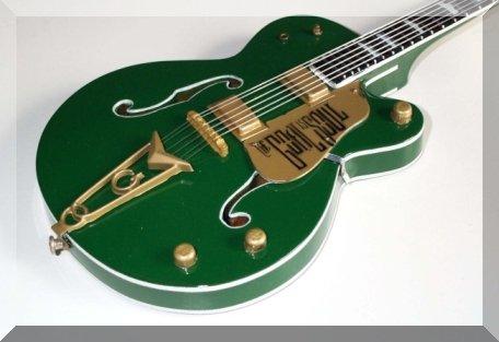 BONO U2 Miniatura Guitarra THE GOAL IS SOUL