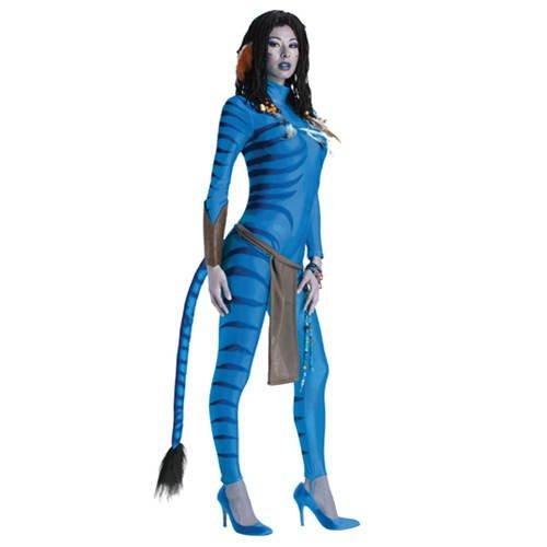 Kostüm Neytiri Für Erwachsene Avatar Damen - Damen-Kostüm Neytiri aus Avatar, Gr. L