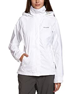 Columbia Venture On II Veste Femme Blanc FR : S (Taille Fabricant : S)