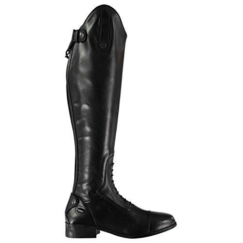 Dublin Damen Galtymore Field Boots Lange Reitstiefel Schwarz 8 Reg -