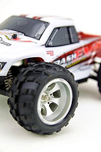 NCC® RAYLINE FUNRACE 01S-C AUTO 4WD BRAVO PRO CAR BIS 70 Km/h - 5