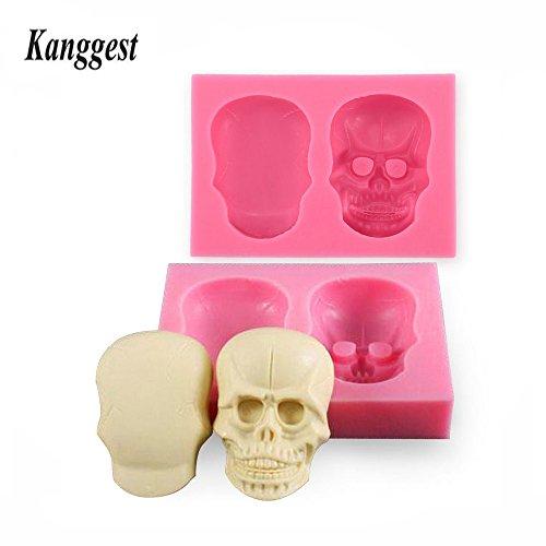 Kanggest 1 Piezas Molde de Silicona para Hornear de DIY pastel...