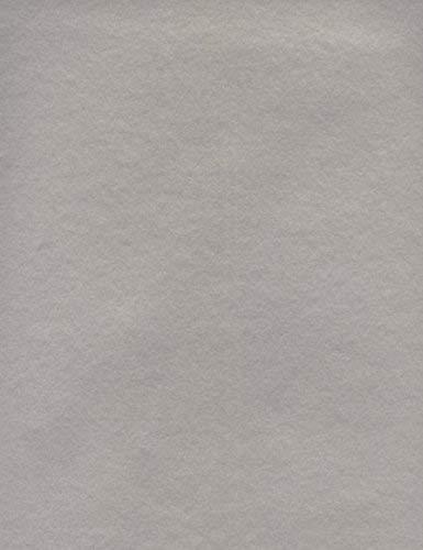 Toile cirée nappe au mètre Uni Gris Uni 422Taille au choix dans Carré Rond Ovale, PVC, gris, 100 cm rund
