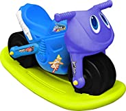 Ching Ching Jazz Rock Baby Motorcycle with Rocking Board (up to 25kgs)