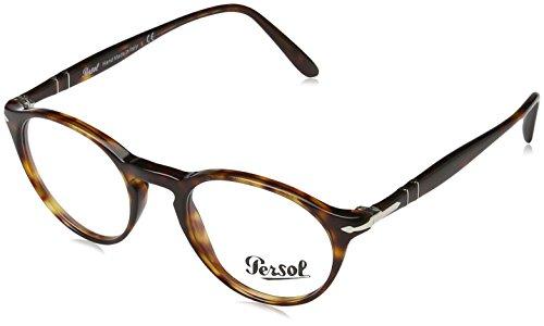 Persol Für Mann 3092 Tortoise Kunststoffgestell Brillen, 46mm