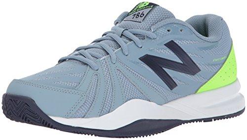 New Balance Mens 786v2 Tennis-Shoes Gris