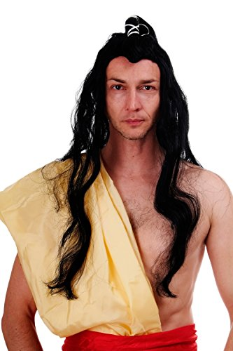 WIG ME UP ® - 140-PP103 Peluca Hombres Carnaval China