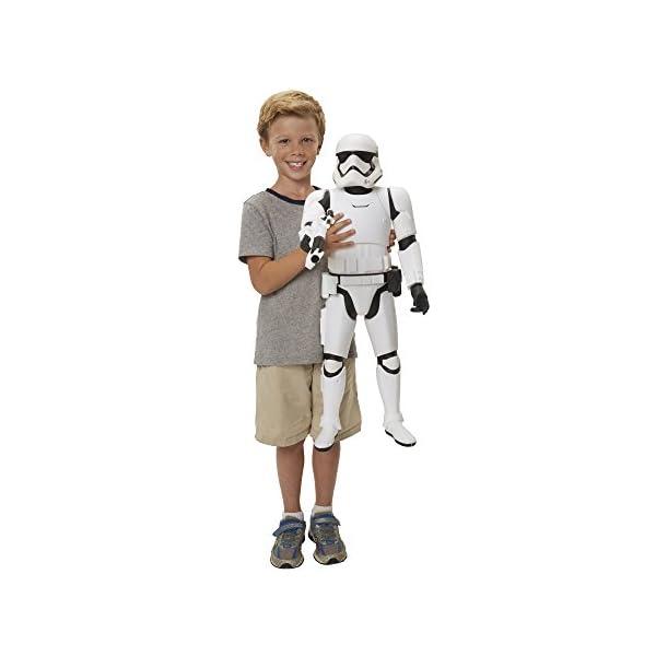 Star Wars: El Despertar de la Fuerza - Stormtrooper, Figura de acción, 78 cm (Disney 90830-EU-PLY) 5