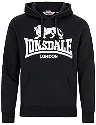Lonsdale - Sudadera con capucha - para hombre