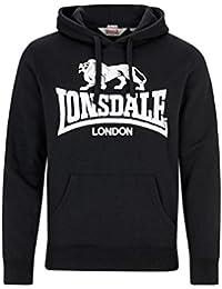 Lonsdale Kapuzenpulli GOSPORT 2 - Black