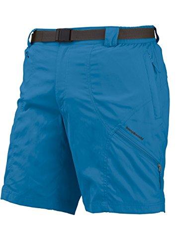 TRANGO Trangoworld Limut Pantalón Corto, Hombre, Azul Cielo, XL